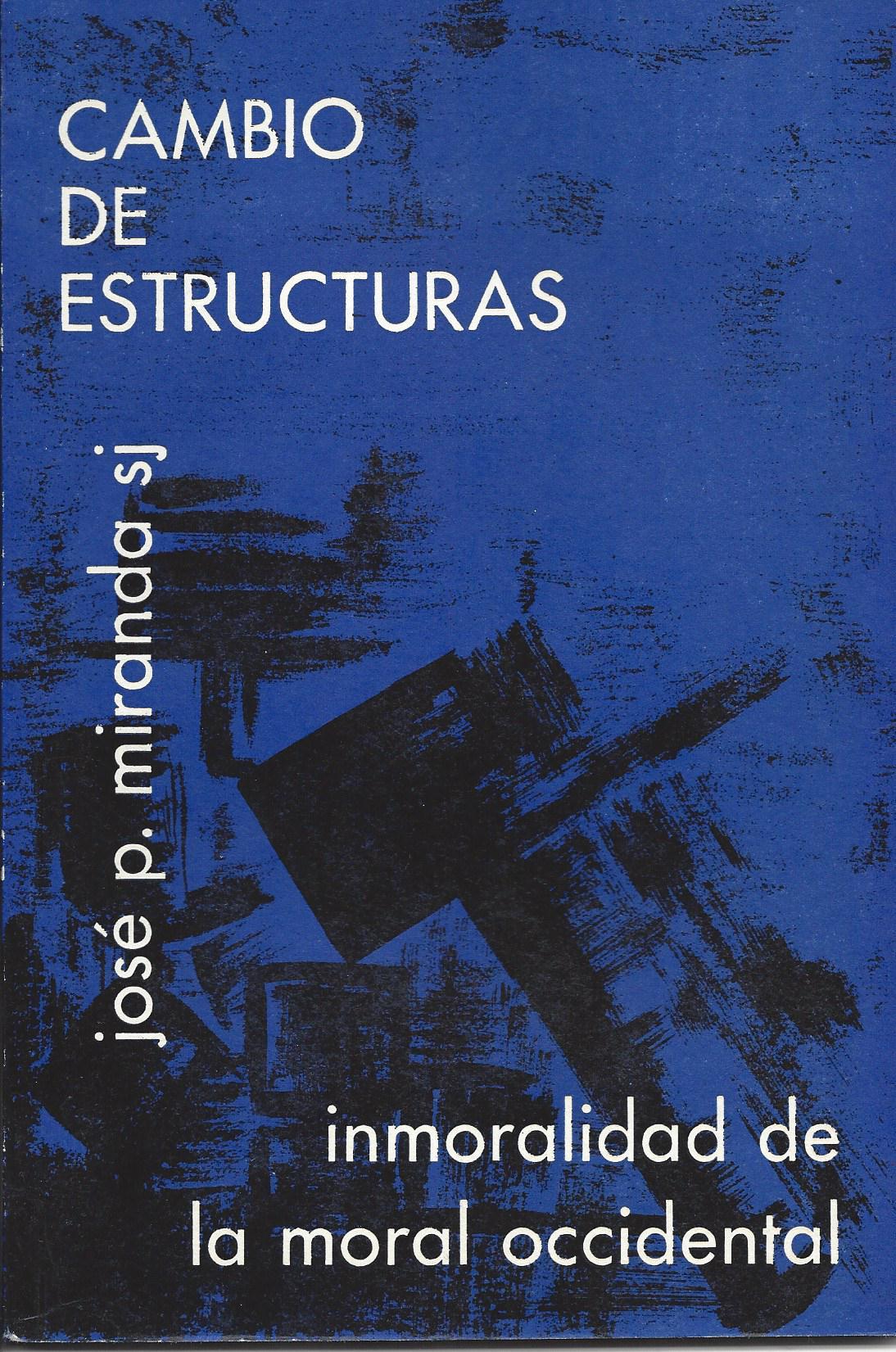 Cambio de Estructuras 1971