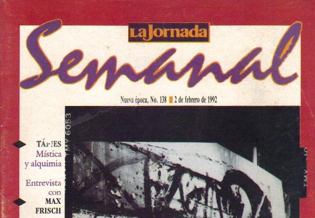 Revista La Jornada Semanal