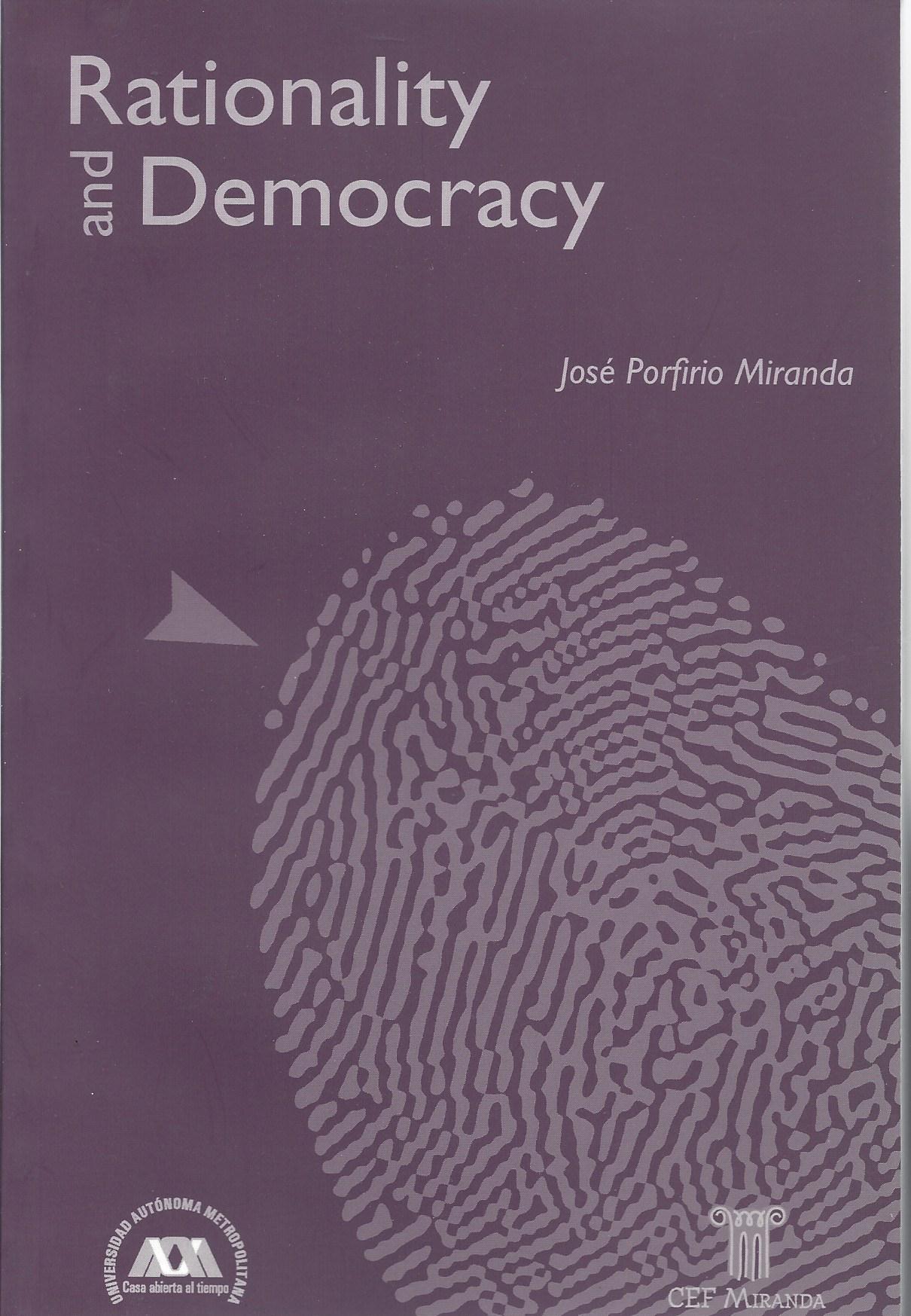 rationality-and-democracy-primera-edici%c2%a2n-2007cohedisi%c2%a2n-uam-ce