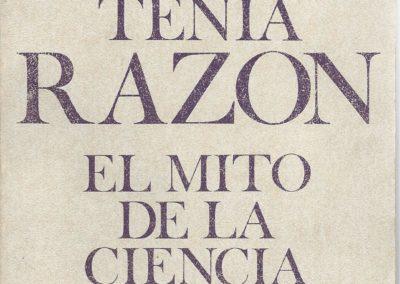 Hegel tenia Raz¢n 1989