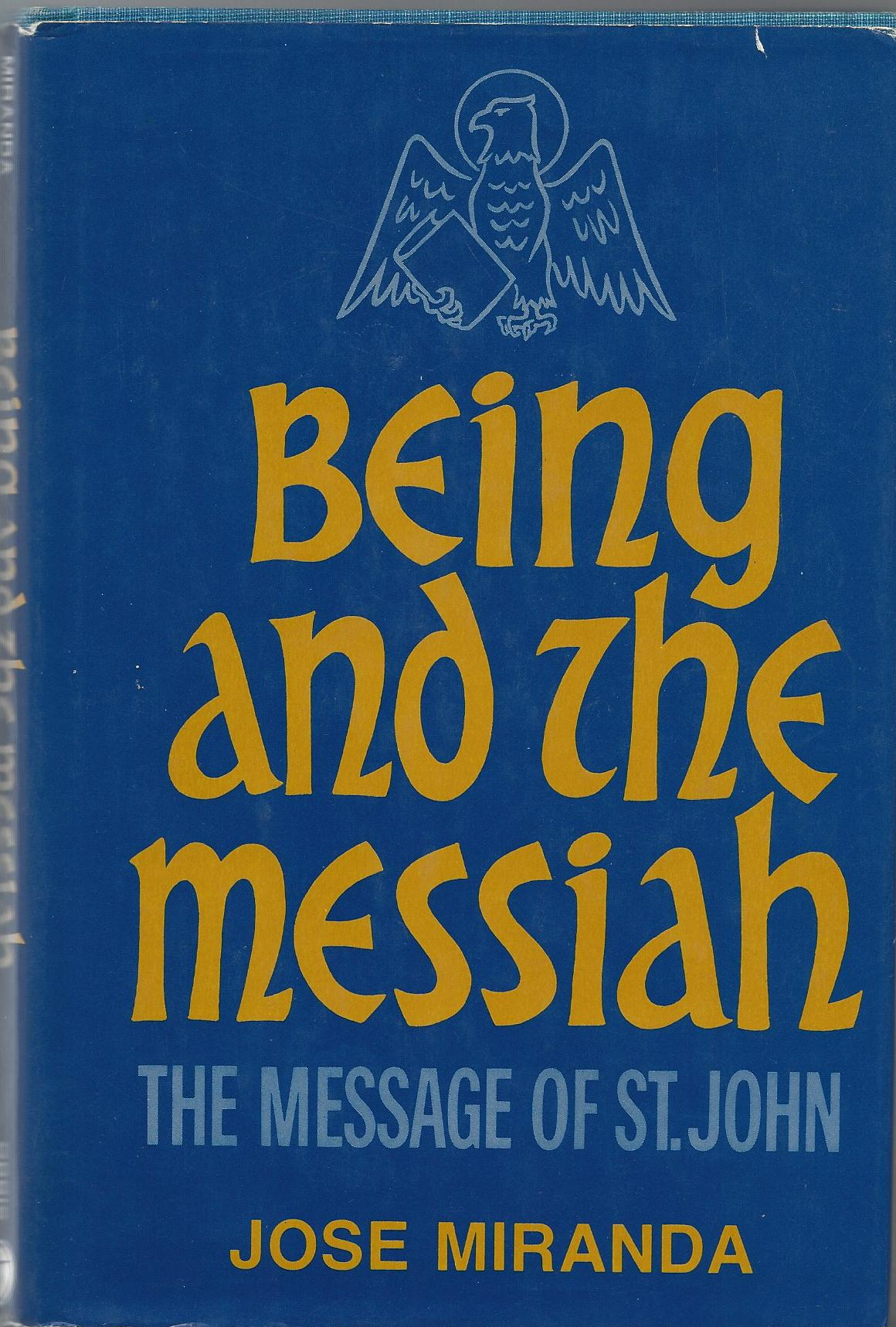 Being and the Messiah