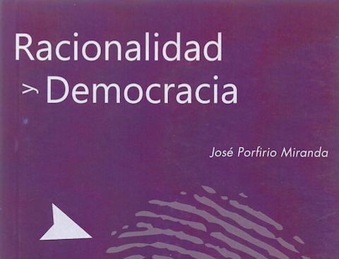Racionalidad y Democracia